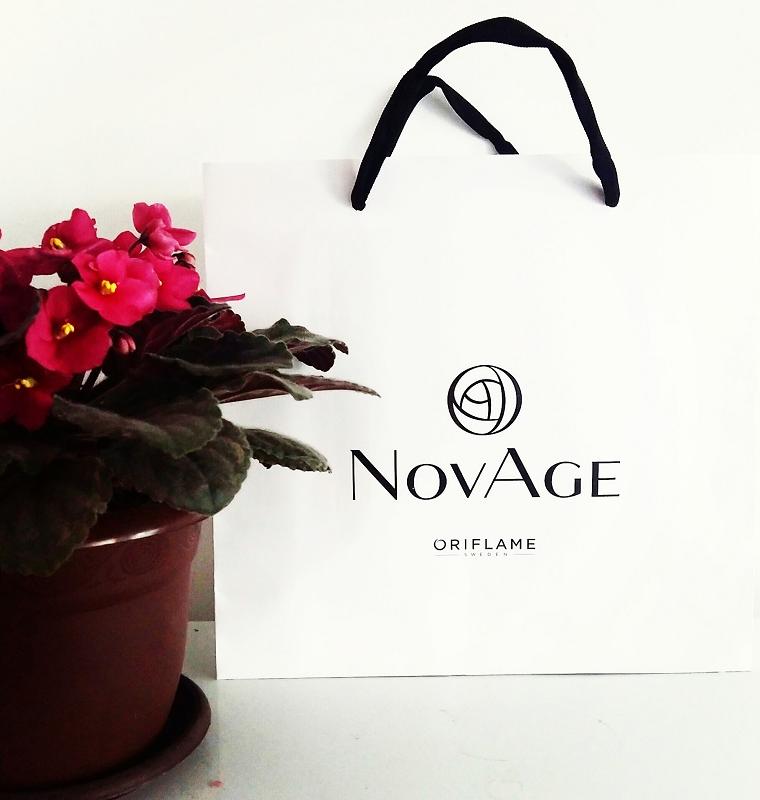 Brandul NovAge – cea mai importantă lansare Oriflame din 2016