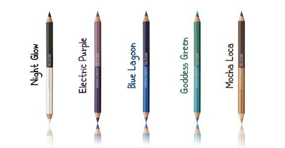 Creion dermatograf dublu pentru ochi Very Me Double Trouble - 9.99 lei