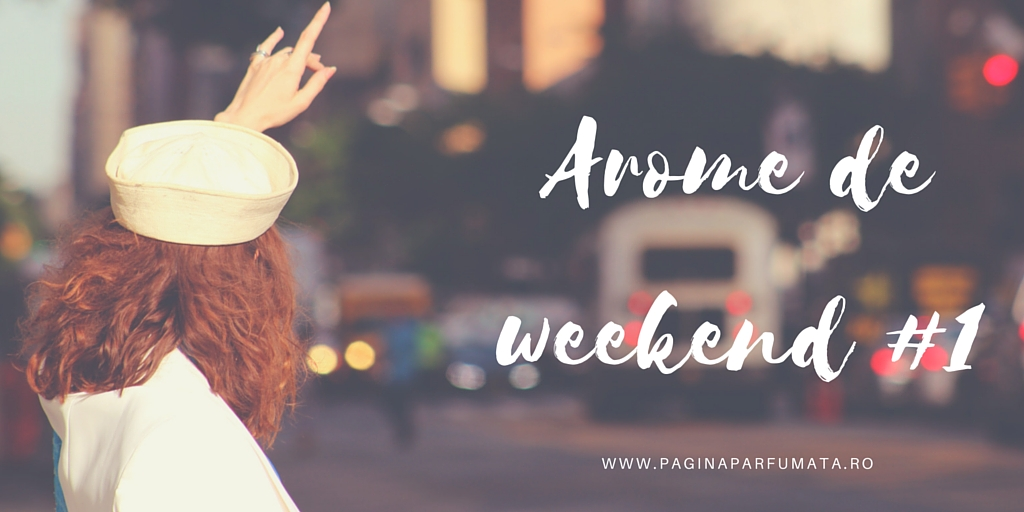 Arome de weekend #1: Flori de iasomie și gânduri de vacanță