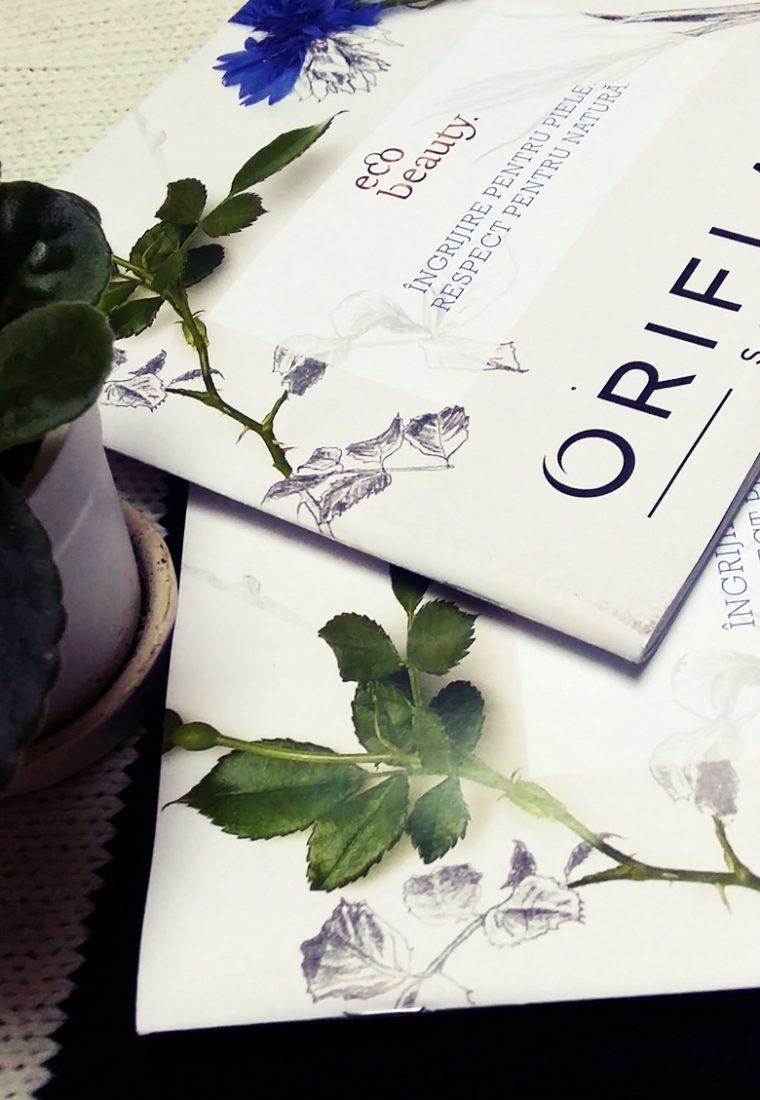 Noutăți Oriflame: ce cumpărăm din catalogul 13?