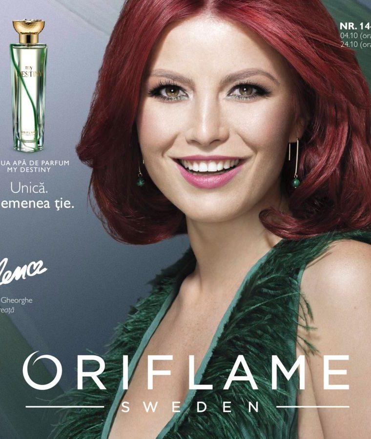 Oriflame C14: o lansare, o super ofertă și un produs preferat