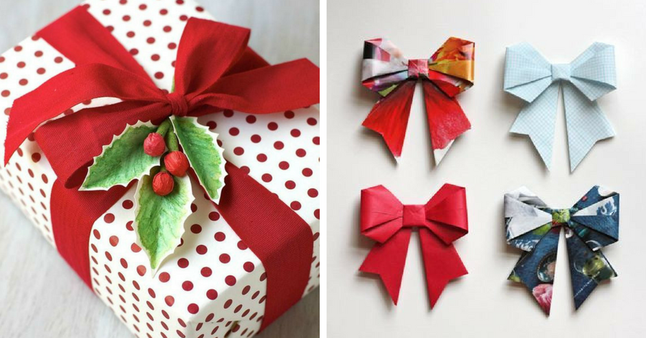 impachetare cadouri cu fundita