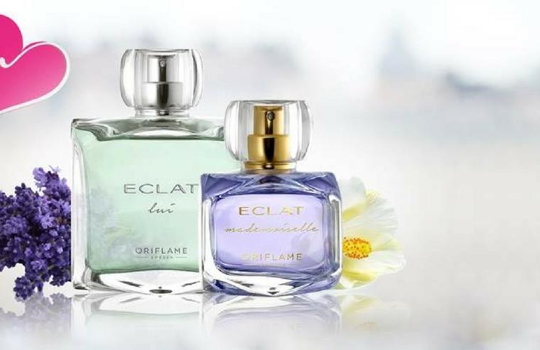 Totul despre noile parfumuri Eclat, lansate de Oriflame