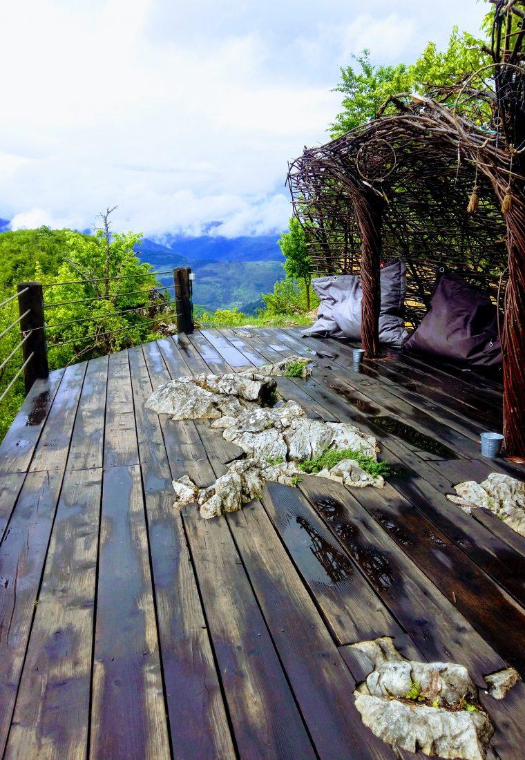 Raven's Nest: 24 de ore într-un colț de paradis