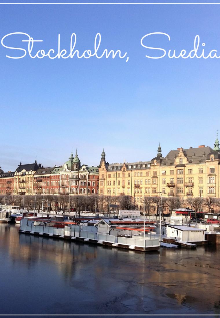 Stockholm pe timp de iarnă. Prima experiență scandinavă || impresii & păreri