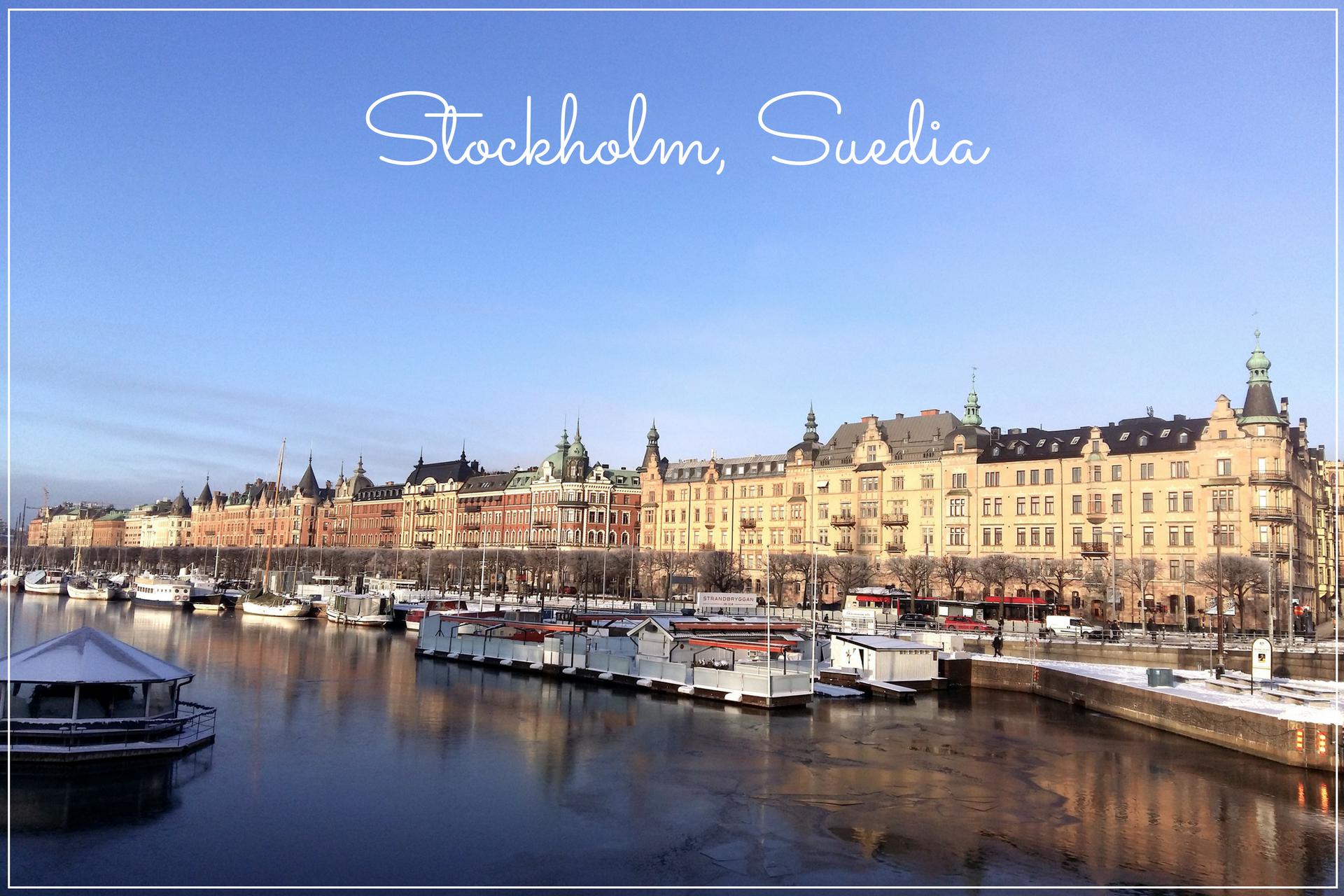 Stockholm pe timp de iarnă. Prima experiență scandinavă    impresii & păreri