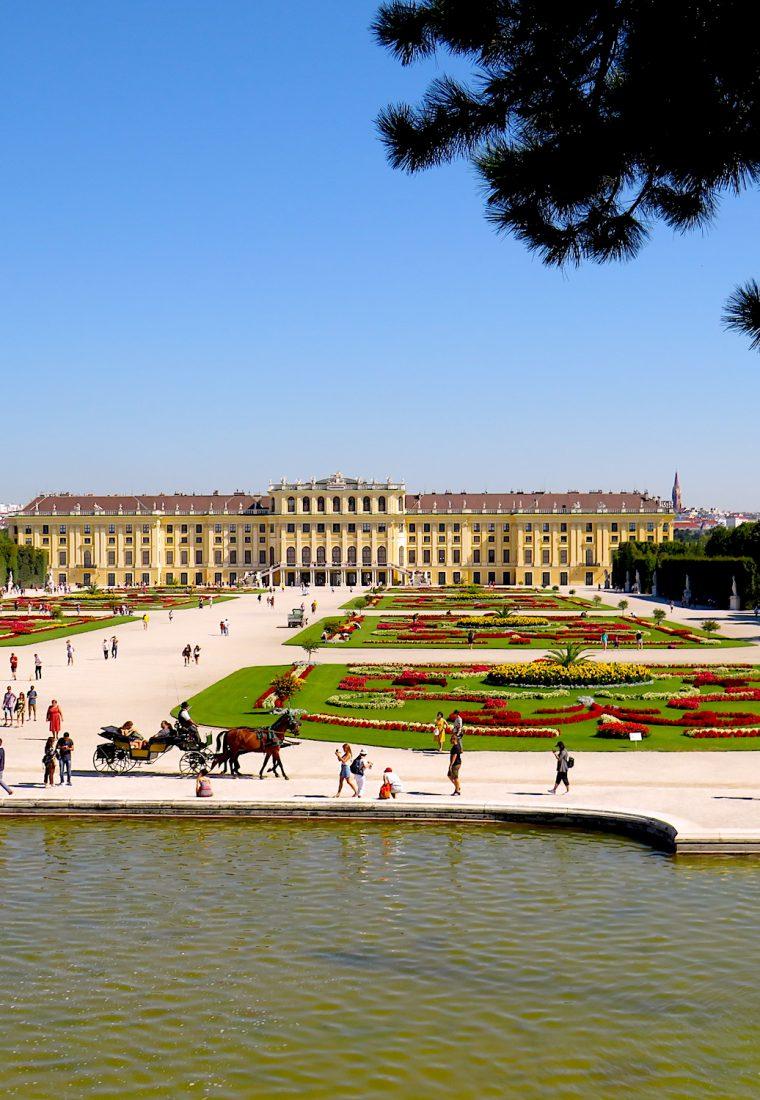 Jurnal de vacanță: turist în Viena pentru o zi