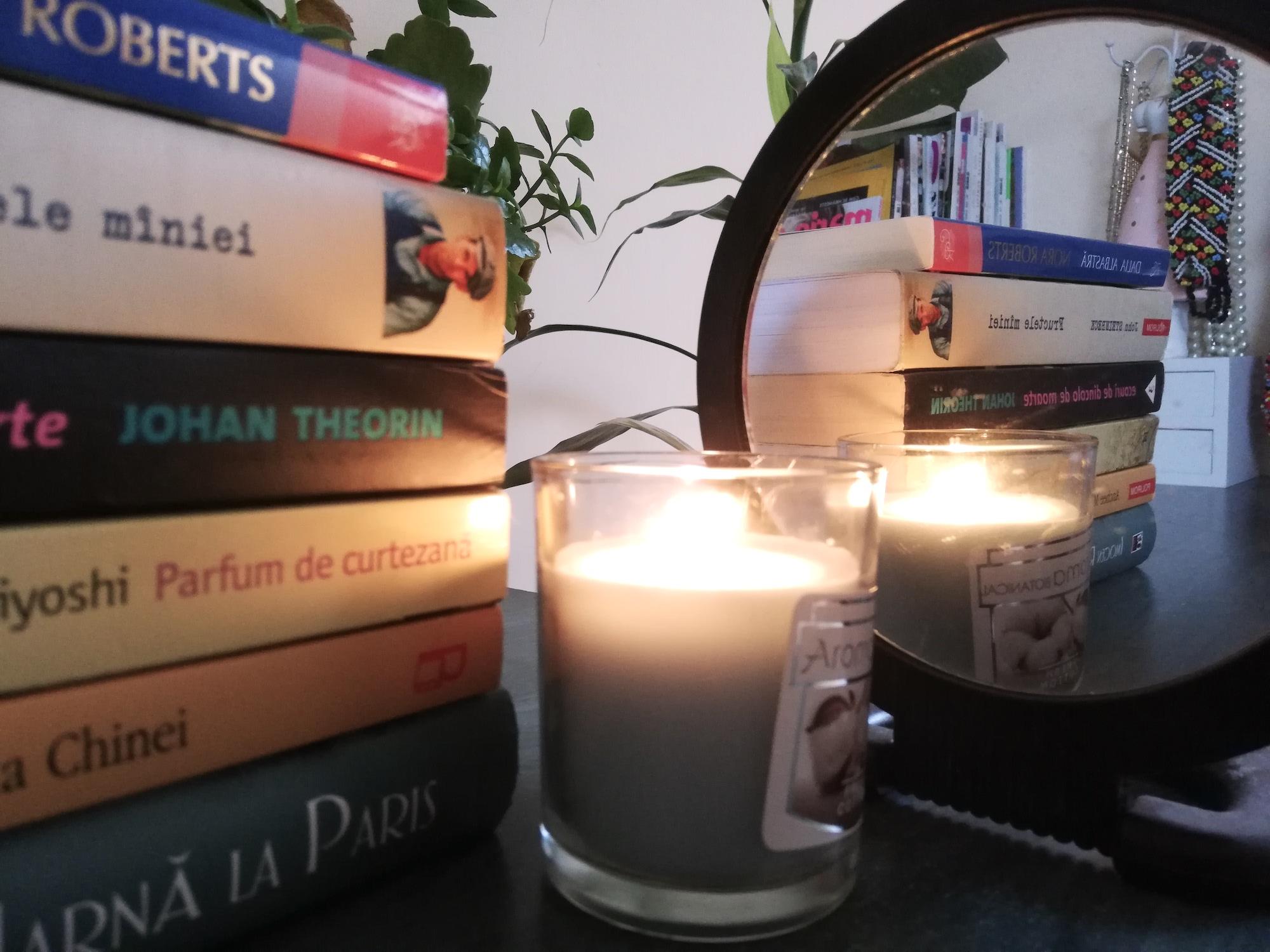 7 cărți pe care le-aș reciti chiar acum, perfecte pentru toamnă/iarnă